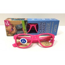 Real Shades Screen Shades 2plus - Neon Pink