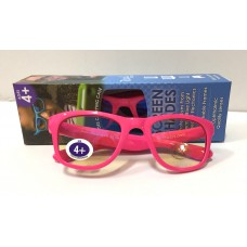 Real Shades Screen Shades 4plus - Neon Pink