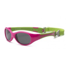 Real Shades Explorer Baby 0plus - Cherry Pink Lime Green