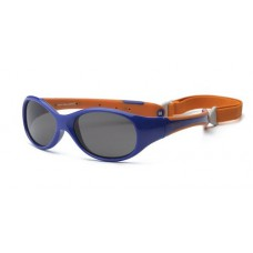 Real Shades Explorer Baby 0plus - Navy Orange
