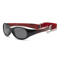 Real Shades Explorer Baby 0plus - Red Black