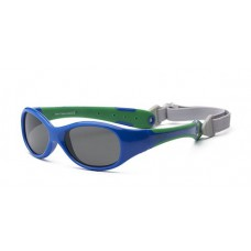 Real Shades Explorer Baby 0plus - Royal Green