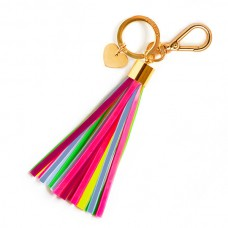 Firefly Tassel Reflectors - Rainbow Mix