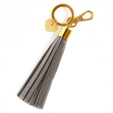 Firefly Tassel Reflectors - Taupe Gold