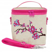 SoYoung - Large Cooler Bag - Cherry Blossom