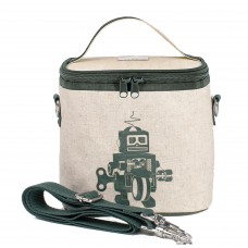 SoYoung - Small Cooler Bag - Grey Robot