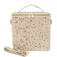 SoYoung Lunch Poches - Linen Splatter