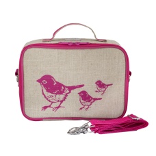 SoYoung - LunchBox Bag - Pink Birds