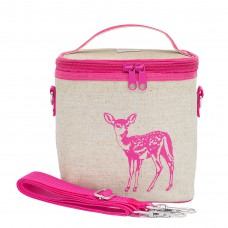 SoYoung - Small Cooler Bag - Pink Fawn