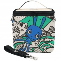 SoYoung Large Cooler Bag - Pixopop Flying Stitch Bunny