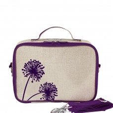 SoYoung - LunchBox Bag - Purple Dandelion
