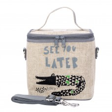 SoYoung Small Cooler Bag - Wee Gallery Alligator