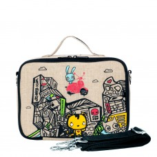 SoYoung - LunchBox Bag - Pixopop Stitch Time Traveller
