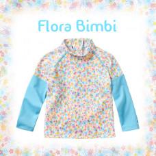 SplashAbout: Long Sleeves Rash Top - Flora Bimbi