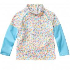 Splashabout: UV Rash Top (Long Sleeves) in Flora Bimbi - 1-2yrs