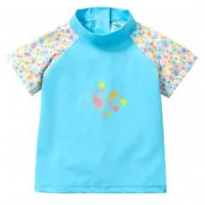 Splashabout UV Rash Top (Short Sleeves) - Flora Bimbi 1-2 Years