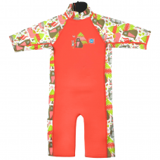 Splashabout Toddler UV Sunsuit - Into the Woods 1-2 Years