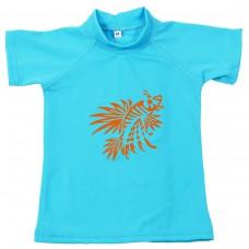 Splashabout: UV Rash Top (Short Sleeves) in Lion Fish - 1-2yrs
