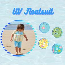 Splashabout: UV Float Suit