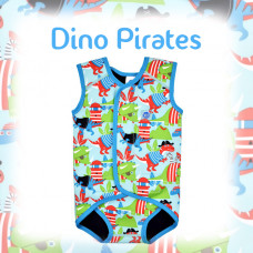 Splashabout: BabyWrap - Dino Pirates