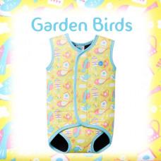 Splashabout: BabyWrap - Garden Birds