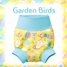 Splashabout: Happy Nappy - Garden Birds