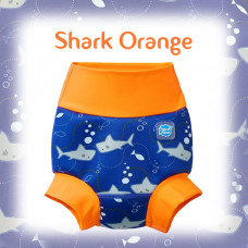 Splashabout: Happy Nappy - Shark Orange