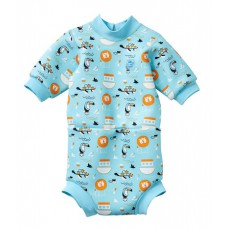 Splashabout: Happy Nappy Wetsuit in Noah's Ark - XL 1-2yrs
