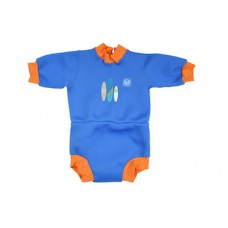 Splashabout Happy Nappy Wetsuit - Surfs Up L 6-14mths