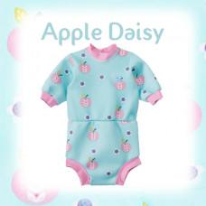 Splashabout: Happy Nappy Wetsuit - Apple Daisy