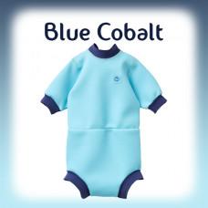 Splashabout: Happy Nappy Wetsuit - Blue Cobalt