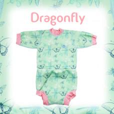 Splashabout: Happy Nappy Wetsuit - Dragonfly