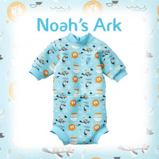 Splashabout: Happy Nappy Wetsuit - Noah's Ark