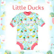 Splashabout: Happy Nappy Wetsuit - Little Ducks