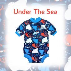 Splashabout: Happy Nappy Wetsuit - Under The Sea