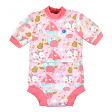 Splashabout: Happy Nappy Wetsuit Owl and the PussyCat - L (6 ~ 14 months)