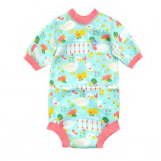 Splashabout: Happy Nappy Wetsuit in Little Ducks - XL 1-2yrs