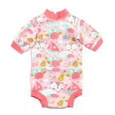 Splashabout Happy Nappy Wetsuit - Owl and the PussyCat L 6-14mths