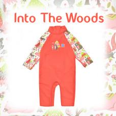 Splashabout: Toddler UV Sunsuit - Into The Woods