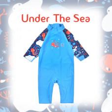 SplashAbout: Toddler UV Sunsuit - Under The Sea
