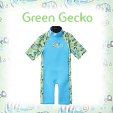 Splashabout: UV Combi Wetsuit - Green Gecko