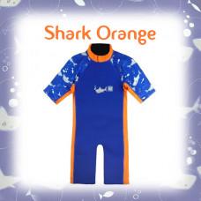 Splashabout: UV Combi Wetsuit - Shark Orange