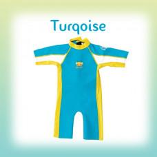 Splashabout: UV Combi Wetsuit - Turqoise