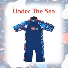 Splashabout: UV Combi Wetsuit - Under The Sea