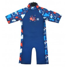Splashabout: UV Combi Wetsuit in Under the Sea - 4-6yrs