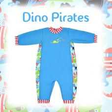 Splashabout: Warm In One - Dino Pirates