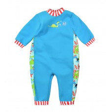 Splashabout Warm In One - Dino Pirates XL 12-24mth