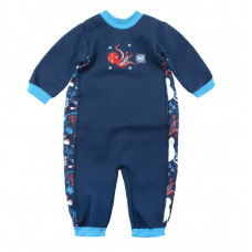 Splashabout Warm In One - Under the Sea L 6-12mth