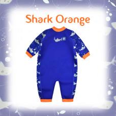 Splashabout: Warm In One - Shark Orange