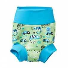 Splashabout: Happy Nappy in Green Gecko - M 3-6mth